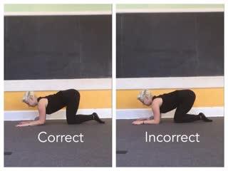 8 - Yoga block pushups