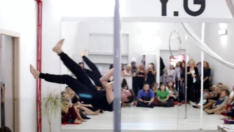 Выступление Вячеслава - открытие YG 09.07.16г.