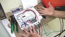 Ligação Completa do Sistema de Energia Solar
