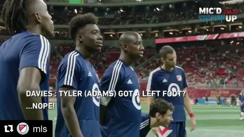 Tbt to the MLS Allstar game