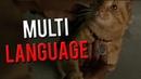 MULTILANGUAGE Nick Fury with Carol Danvers cat in 11 different languages Captain Marvel