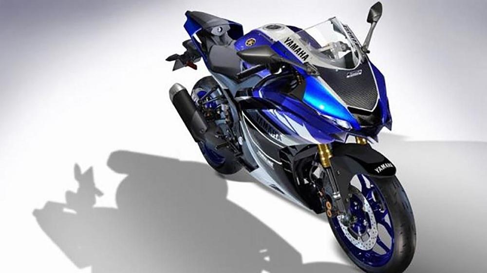 Шпионские фото Yamaha YZF-R3/R4 2019