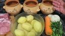 🍲🍴🍅жаркое🍅 картошка в горшочках 🍅🍗🍲🍴канал Aliexpress Страна чудес🍅🍗🍲🍴