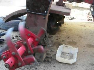 Фреза к трактору своими руками