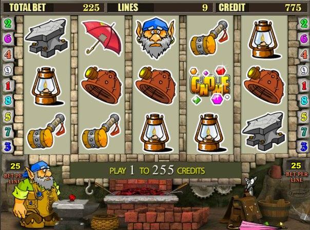 Гномики игровые автоматы игровые автоматы смарты