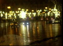 ночной Париж из автобуса.MOV