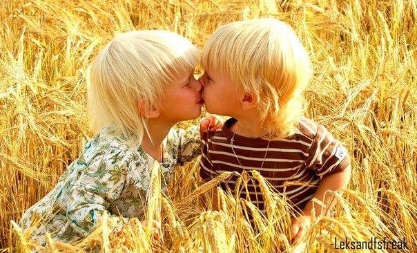 Меньше ругайтесь - больше целуйтесь!
