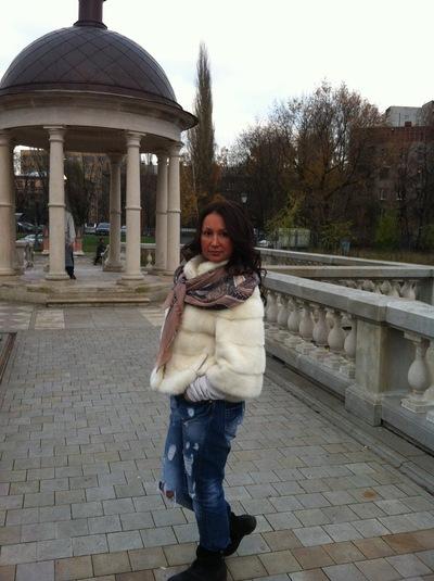Светлана Кравченко, 5 октября , Москва, id126478024