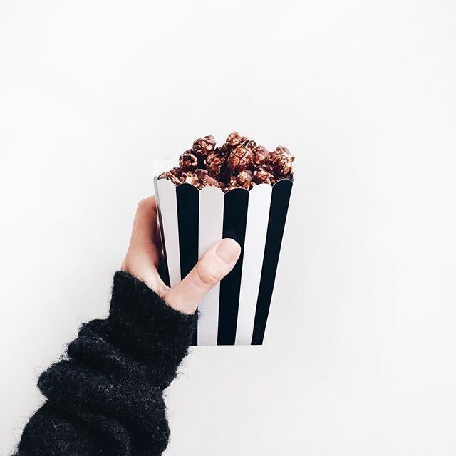 Пакетики для попкорна -