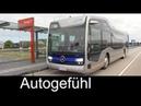 Daimler Mercedes Future Bus autonomously driving city bus concept reveal Autogefühl