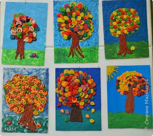 Поделки на тему осень дети 3-4 года 763