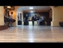 Команда В Ритме Танго Подготовка кипит 2016 12 1