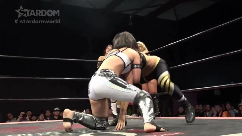 Deonna Purrazzo, Toni Storm Zoe Lucas vs. Queen's Quest (Io Shirai, Konami Momo Watanabe)