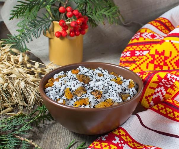 На Рождество обязательно нужно приготовить кутью: Как правильно носить кутью на Рождество крестным