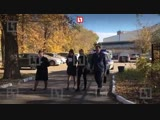 Яковлева Оксана на днях очень круто потрясла бедрами на МКАДе