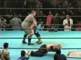 Shadow Winger, Shadow WX &amp Gennosuke Kobayashi vs. Mitsuhiro Matsunaga, Jason the Terrible &amp Tomoaki Honma Death Match