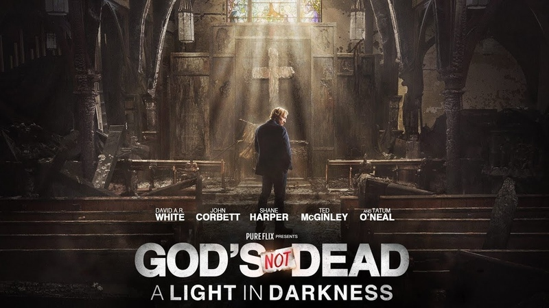 Бог не умер 3 Свет во тьме Gods Not Dead A Light in Darkness (2018)