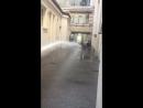 в казарме парижских спасателей