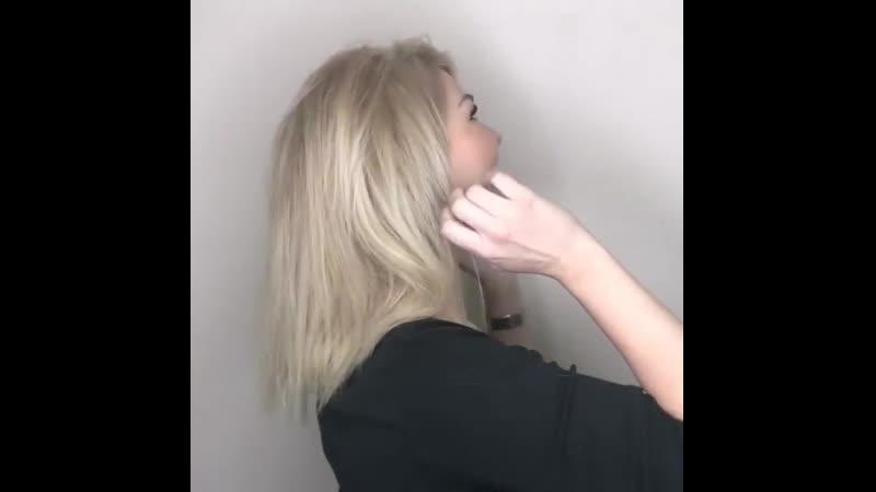 Истинная леди знает что прическа для женщины это не просто ухоженные и красиво уложенные волосы и пряди это без преувеличени