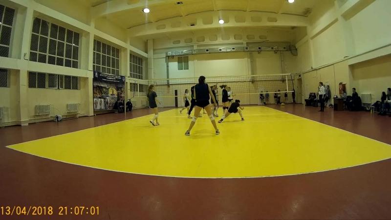 20180413 Кубок Наций Россия - Казахстан