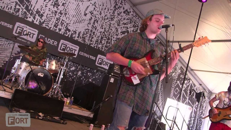Mac DeMarco, Im a Man Live at The FADER Fort Presented by Converse