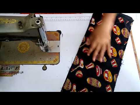 DIY Triple Zippered Purse Making Tutorial || Fabric Purse/Pouch Sewing At Home || Fabric Pouch