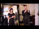 Adam Lambert AI 13 Rush Week Top Boys (russian subtitles)
