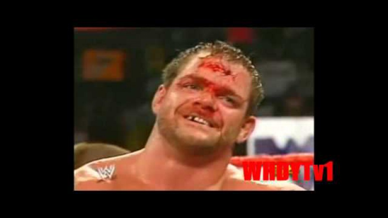 WWE RAW 2004 - 60 Minute Ironman Match - World Heavyweight Title - Chris Benoit vs Triple H (6/6)