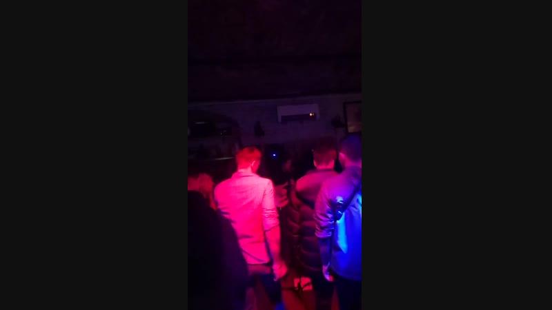 Blind seagull live at Киберда 16 02 2019 fragment 4