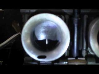 ヨシムラTMR-MJNキャブ 走行中のスライドバルブの映像