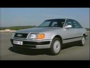 Audi 100 - typ 4A C4 Official promotional video