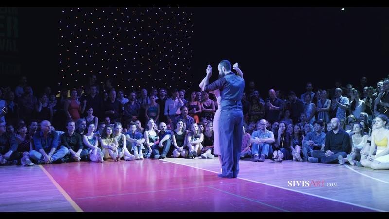 Pablo Rodriguez Corina Herrera - Ya lo ves - Tango exhibition by SivisArt