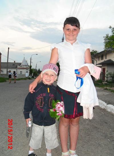 Юля Кондаранцева-Бабірад, 11 апреля 1979, Мядель, id179098701