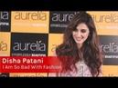 Disha Patani On Fashion Bharat Salman Khan Aurelia