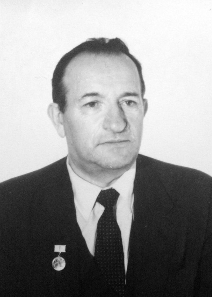 Юрий Дмитриевич Евдокимов