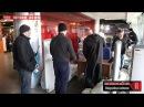 Донецк 11 марта / Жители ДНР получили гуманитарную помощь на стадионе Шахтер Донецк / 11.03.2015