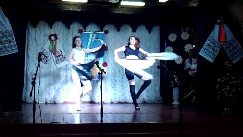 Звітний концерт будинку культури і школи у Лазурному 2019