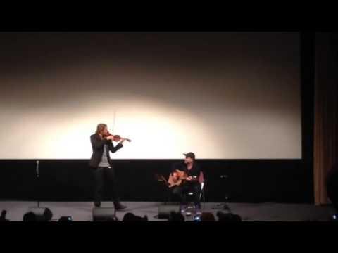 The Devil's Violinist - Premiere in Tokyo