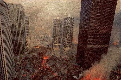 Йеллоустонский супервулкан - предвестник апокалипсиса. | S.T.R.A.H