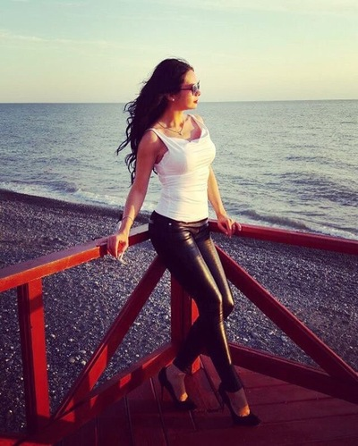 Алина Ошкина
