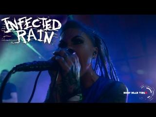 Infected Rain - Orphan Soul. Санкт-Петербург 16.05.18