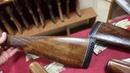 Приклады и цевья для ружья ИЖ-12 из кавказского грецкого ореха