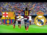 FC Barcelona - Real Madrid 2-1 Home 13-14 720p by Andrey Beganskyi