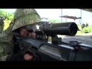 Занятия по тактико специальной и огневой подготовке со снайперами ЗВО