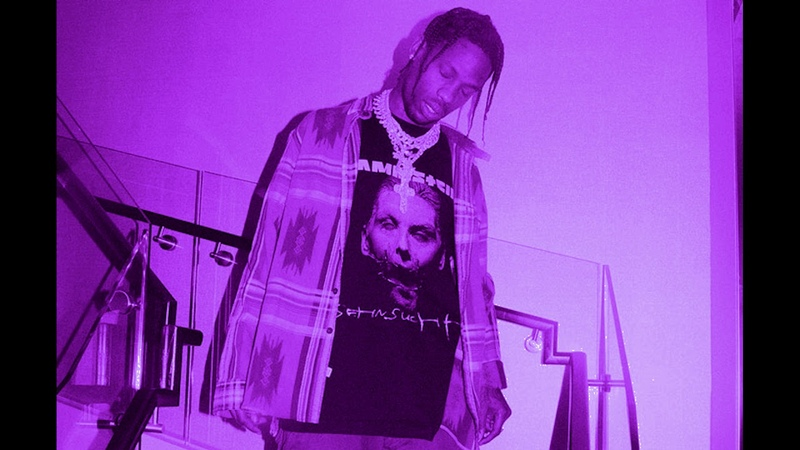Travis Scott - STOP TRYING TO BE GOD (Chopped Screwed)