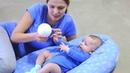 Развивающие занятия для детей от 3 до 6 месяцев Познаем мир