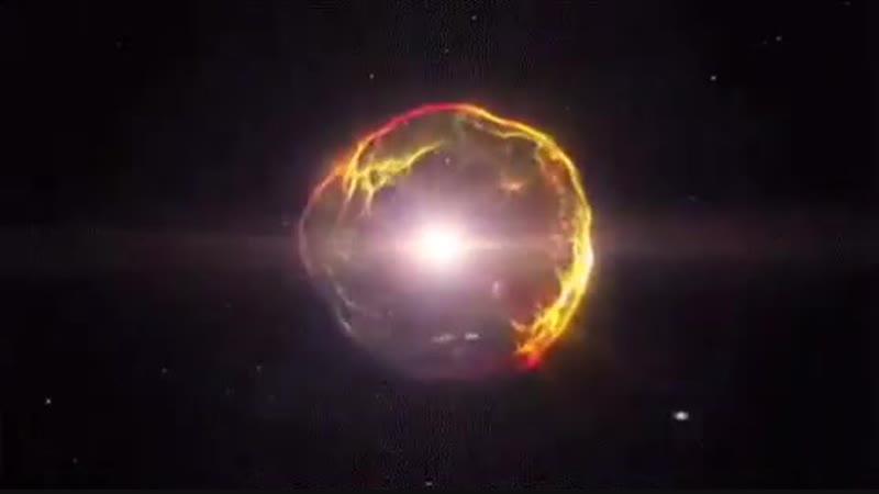 SuperNova Star (сверхновая звезда) @ Рождение