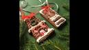 Пряничный камин. 🌲 Новогоднее печенье!