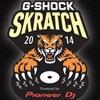 G-SHOCK SKRATCH 2014 при поддержке PIONEER DJ