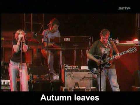 Beth Gibbons Autumn Leaves